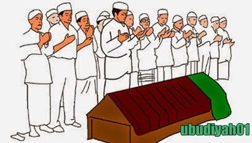 Tata Cara Bacaan Niat Dan Doa Setelah Shalat Jenazah  Menurut Sunnah