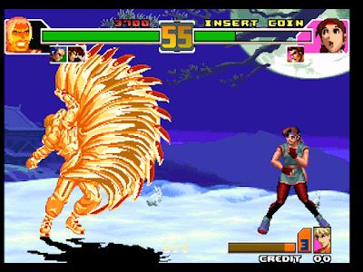 Unlock Boss in Crouching Tiger Hidden Dragon 2003