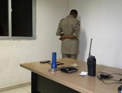"""Policial  Militar """"fake"""" é preso em João Pessoa"""