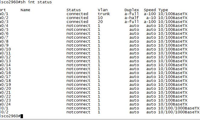 Cara Setting Trunk VLAN dari Cisco ke Mikrotik