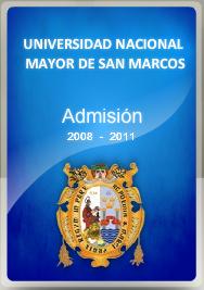 Solucionarios de Examen de Admisión UNMSM del 2008 a 2012