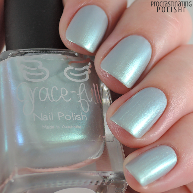 Grace-full Nail Polish - Love and Serenity | The Procrastinating Polishr