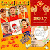 Team Runner Rocky to Celebrate the Chinese New Year Running on the CNY Lucky Run 2017