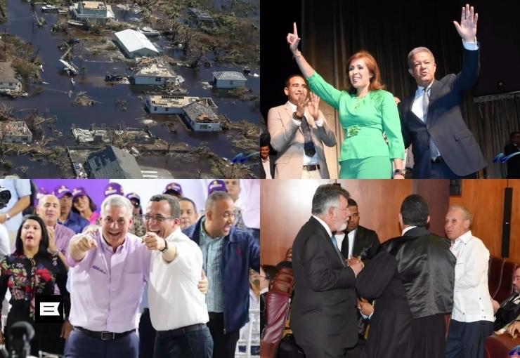 (Video) Fotocrónica con Franklin Guerrero: Ayuda a Bahamas, Leonel, Odebrecht y más
