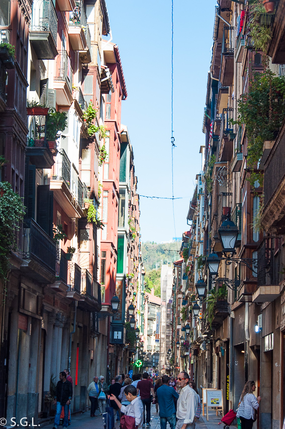 Siete Calles. Bilbao