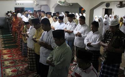 5 Hal Unik Pada Saat Shalat Tarawih di Bulan Ramadhan