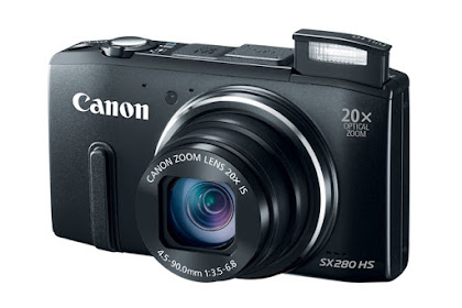 Download Canon PowerShot SX280 IS Driver Windows, Mac