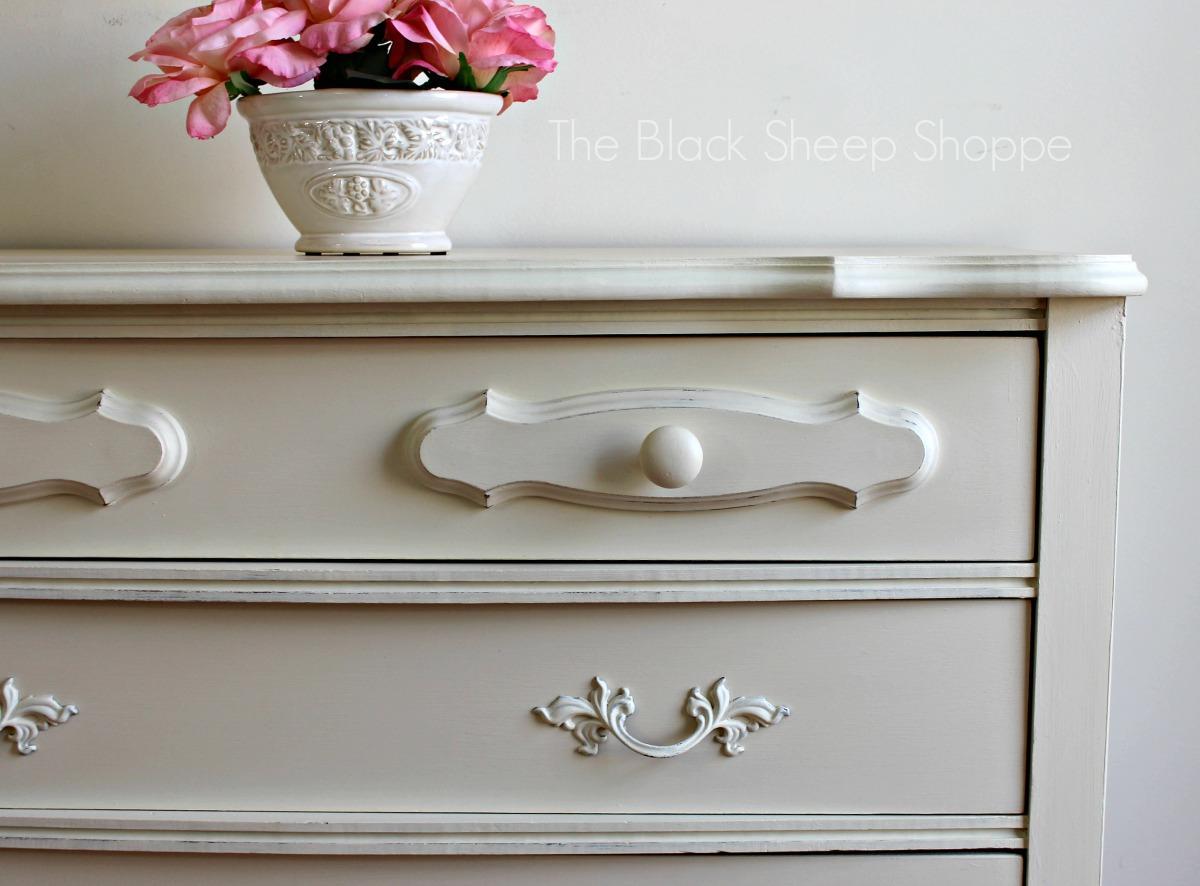 Painted Sears Bonnet dresser