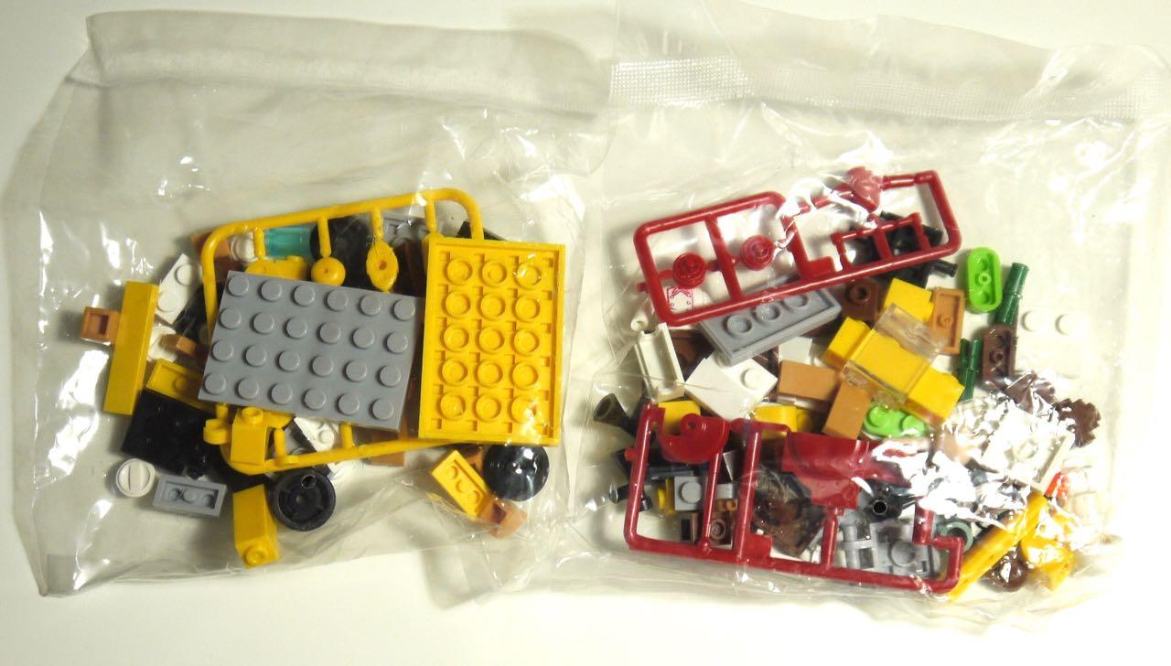 Bricks And Figures Sluban M38 B0565 Hot Dog Cart Set Review