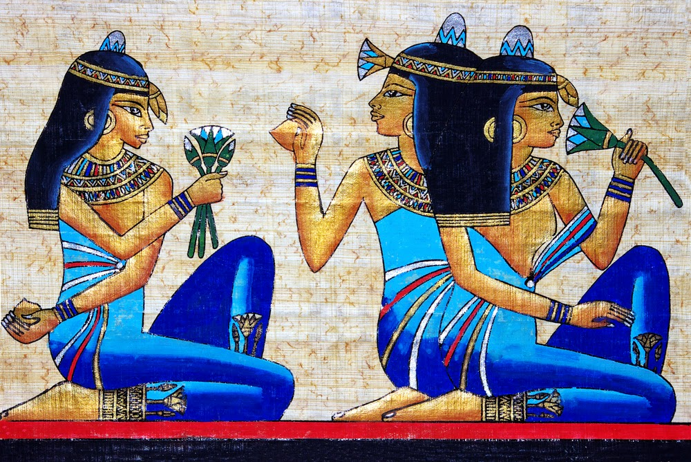 Blue Lotus The Entheogen Of Ancient Egypt Psychedelic Adventure