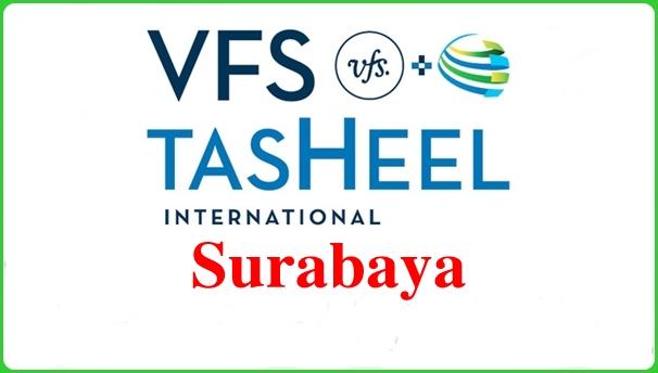 Kantor VFS Tasheel Rekam Biometrik Untuk Umroh di Surabaya