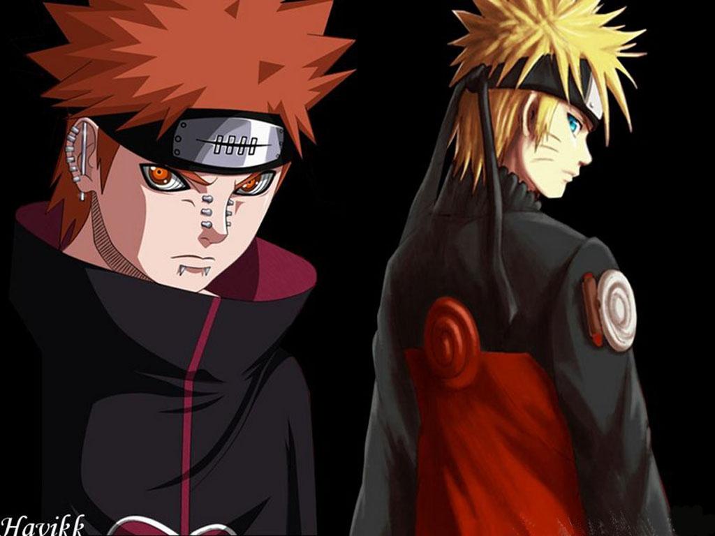 Free Wallpaper Download Thusspokebelinsky Naruto Vs Pain