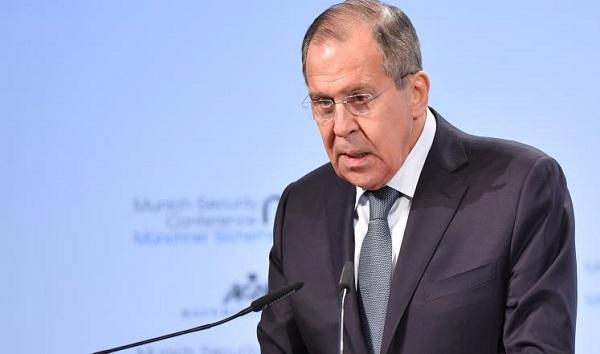 لافروف: لا نثق بأي معلومات تصدر من تقارير الأمم المتحدة بشأن الأوضاع في سورية