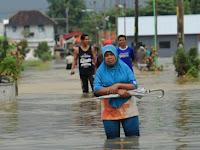 Banjir Landa Batang, Ini Faktor Penyebabnya