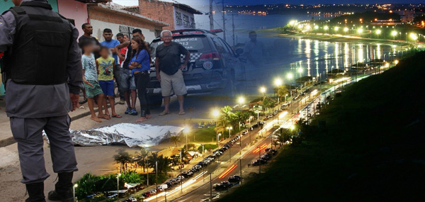 Brasil tem 19 cidades em ranking de ONG com as 50 mais violentas do mundo; São Luís é a 33ª