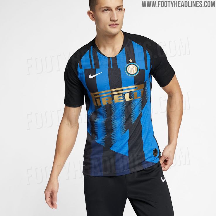 3c8213d3bf3 Nike Inter 20th Anniversary Mashup Jersey Released - Footy Headlines