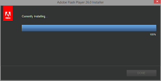 Adobe Flash Player 27.0.0.159 Final Terbaru