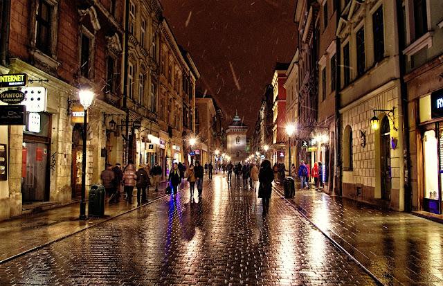 Poland City