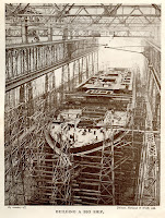 Harland and Wolff Shipyard 1920s