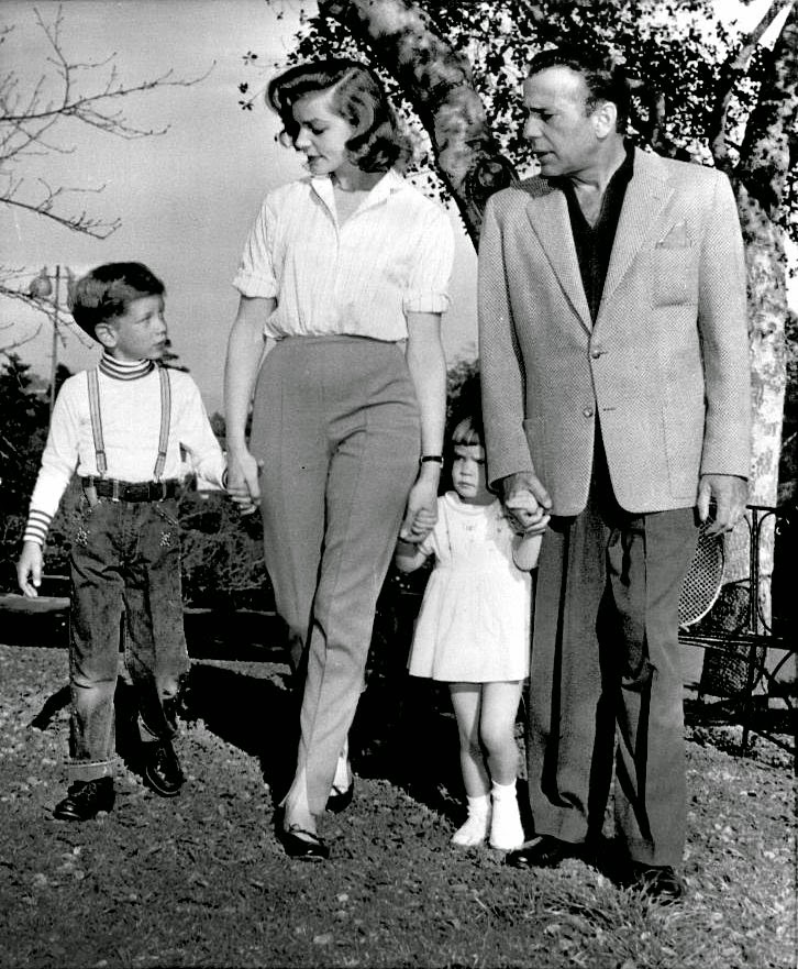 about last weekend: Lauren Bacall