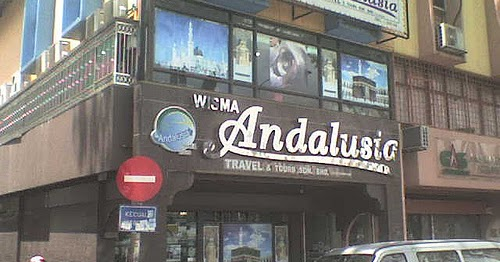 Andalusia Travel And Tours Sdn Bhd