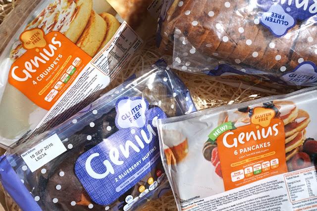 Genius Gluten Free Products