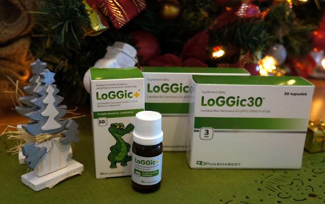 probiotyki Loggic