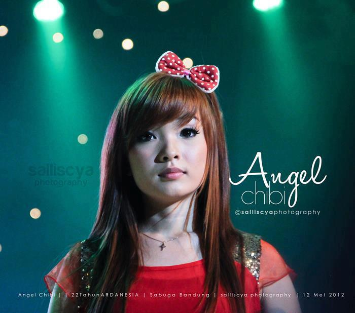 Foto Foto Cherry Belle Chibi Ristizona Angel Cherry Belle foto Angel Chibi adiyansyah 700x618