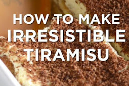 Irresistible Tiramisu Recipe with Tips
