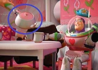 Toy Story, tetera Utah