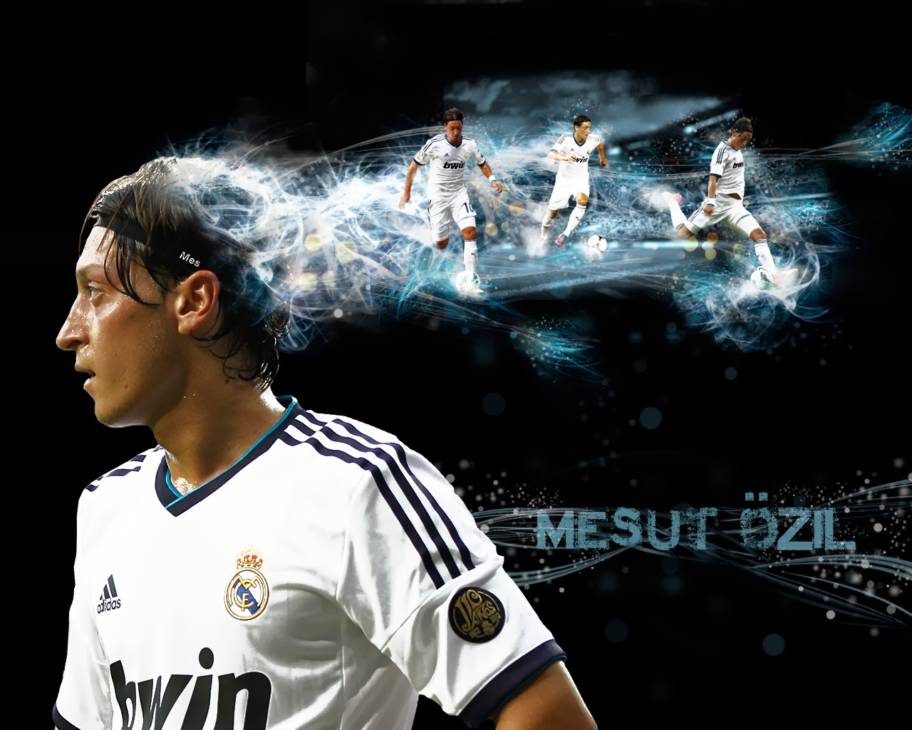 Mesut Özil New HD Wallpapers 2013-2014