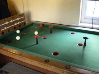 Bar Billiards in Baldock & Knebworth
