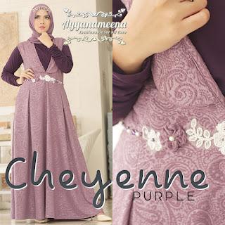 Ayyanameena Cheyenne - Purple