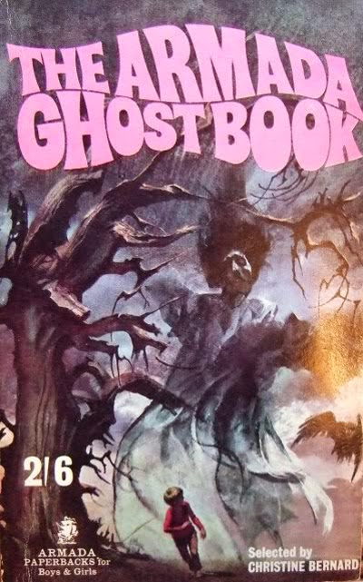 The Armada Ghost Book by Christine Bernard