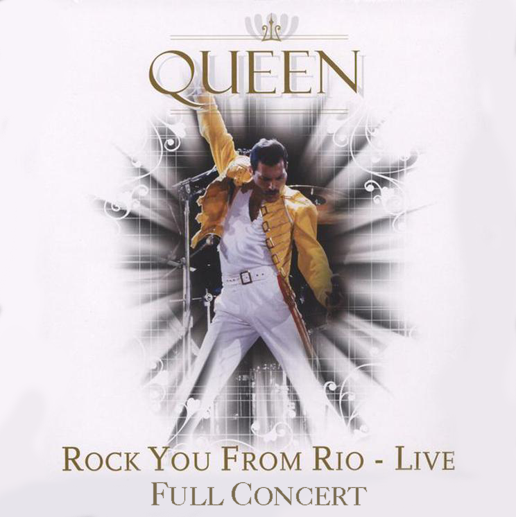 Queen - Live in Rio (Full Concert) Remastered