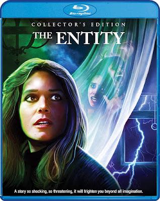 The Entity 1982 Collectors Edition