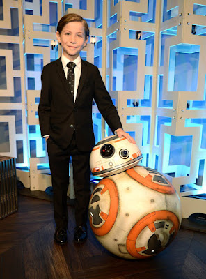 jacob tremblay BB8 star wars
