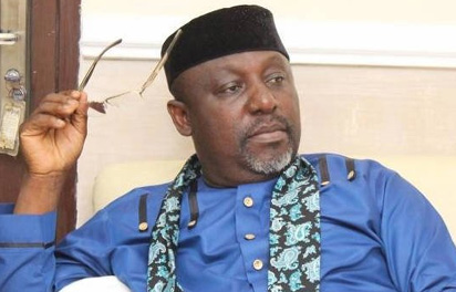 Battle in Imo APC as Okorocha installs acting chairman