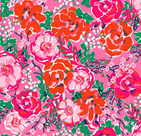 Forty Weeks Freebie Lilly Pulitzer Wallpaper Prints Part 2