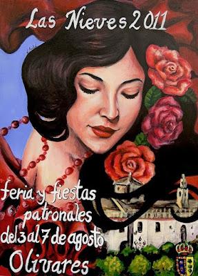FERIA DE OLIVARES 2011 - Lola Montiel