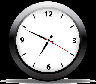mẫu vector đồng hồ 2