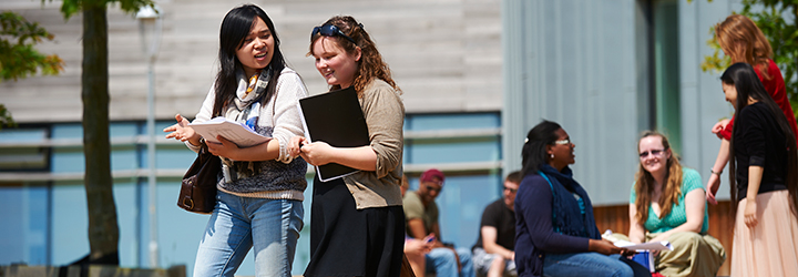 The University of York Vice-Chancellor's scholarships