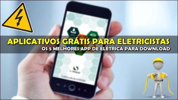 aplicativo app eletricistas