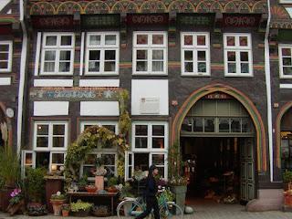 Einbeck timbered house