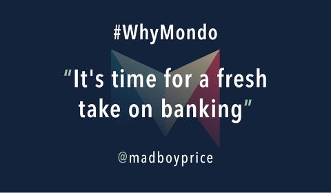 #WhyMondo