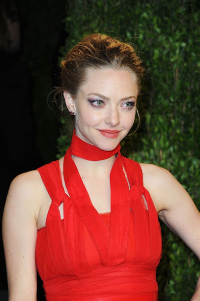 Amanda Seyfried 2013 Oscar After Party in a Givenchy Haute Couture by Riccardo Tisci Dress