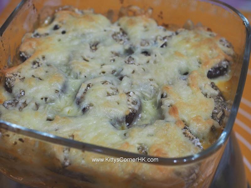 Eggplant Parmesan 巴馬芝士焗茄子 自家食譜 home cooking recipes