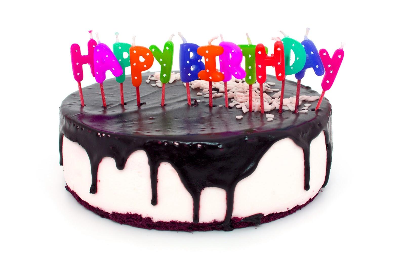 Gambar Kue Ulang Tahun Lengkap - Gambar Foto