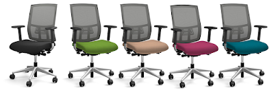Zeppa Chairs In Color