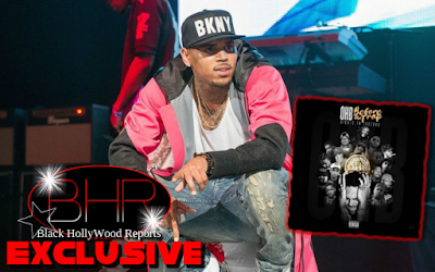 "Chris Brown Releases New Mixtape: ""OHB Before The Trap: Nights In Tarzana"""